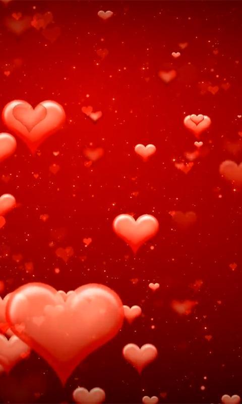 valentines day live wallpaper screenshot - Valentines Day Screensavers