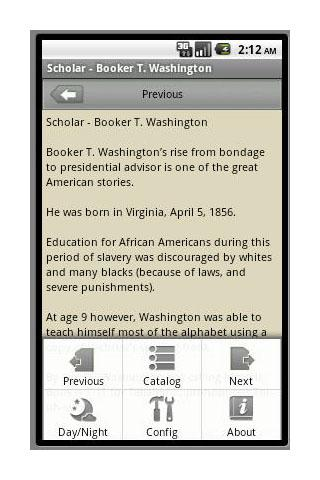 Black History Expert- screenshot