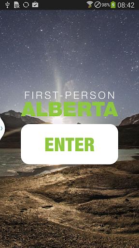 First-Person Alberta