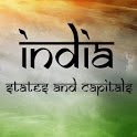 India States and Capitals icon