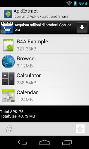 Icon and Apk Extractor