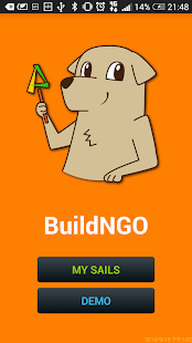 BuildNGO - Indoor Navi - náhled