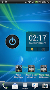 Torch Wave Flashlight ® FREE - screenshot thumbnail
