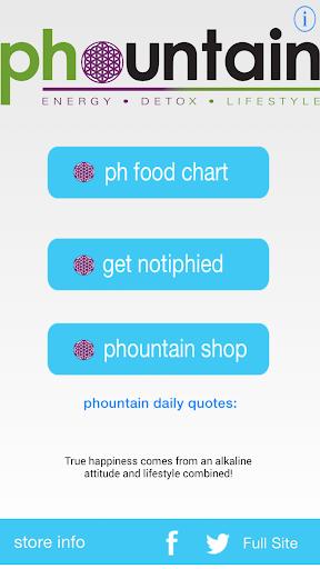 Phountain Lifestyle