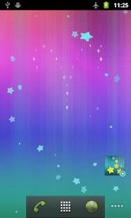 Stars Pro Live Wallpaper Screenshot 3
