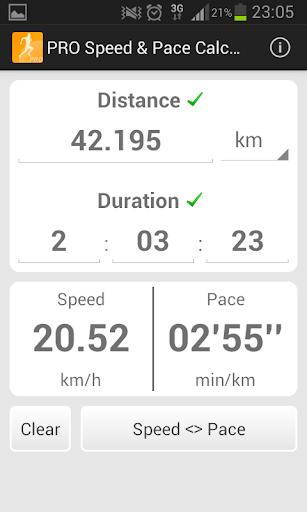 Speed Pace Calculator PRO
