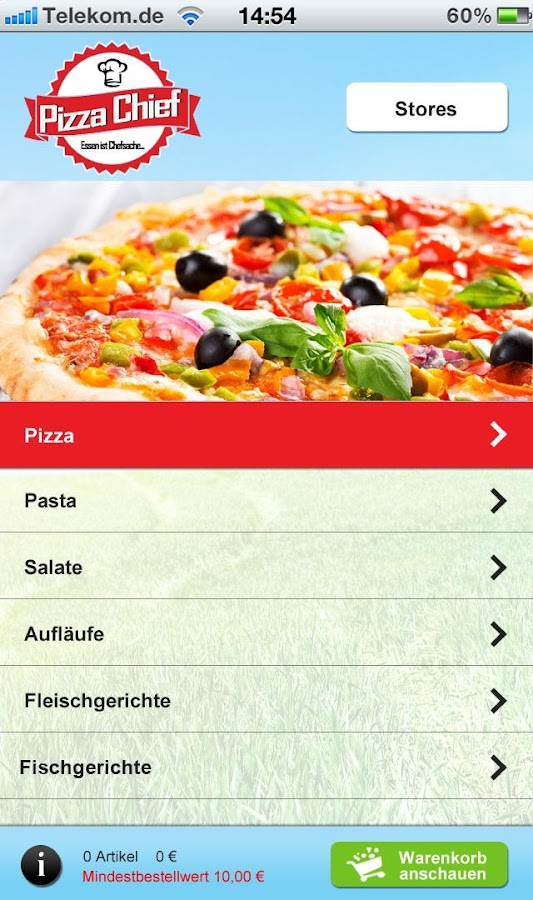Pizza Chief- screenshot