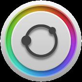 Rainbow Circles Icon Pack
