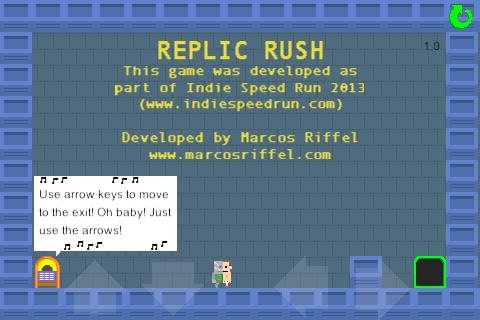 Replic Rush
