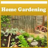 Home Vegetable Gardening Tips