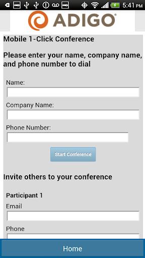 Adigo Teleconferencing
