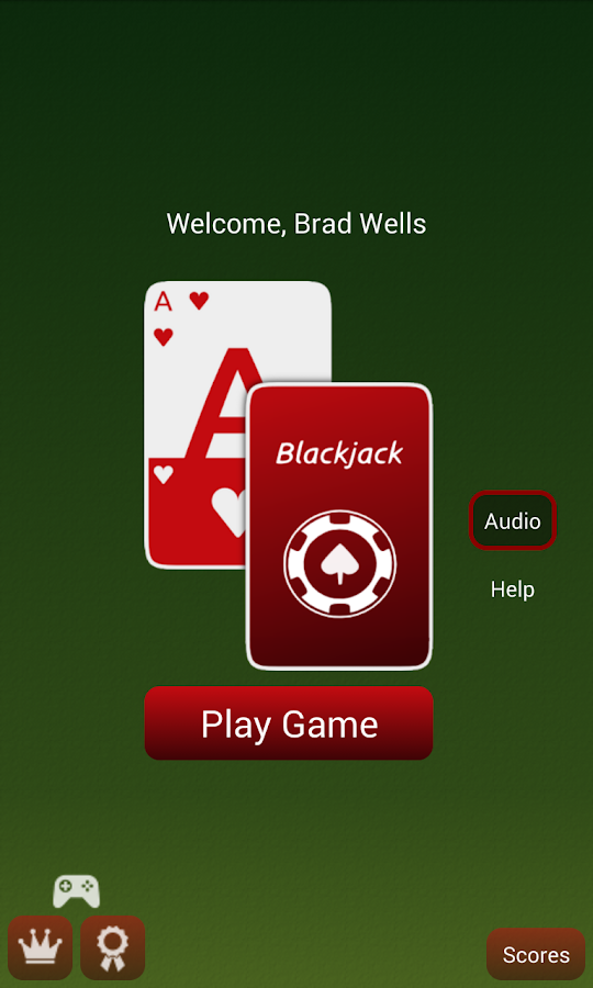 Play free blackjack game