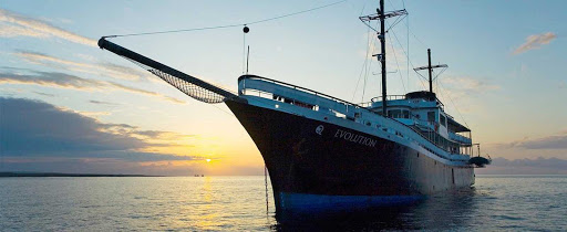 G-Adventures-Evolution - G Adventures' Evolution is a sustainable, small group cruise ship sailing in the Galapagos Islands.