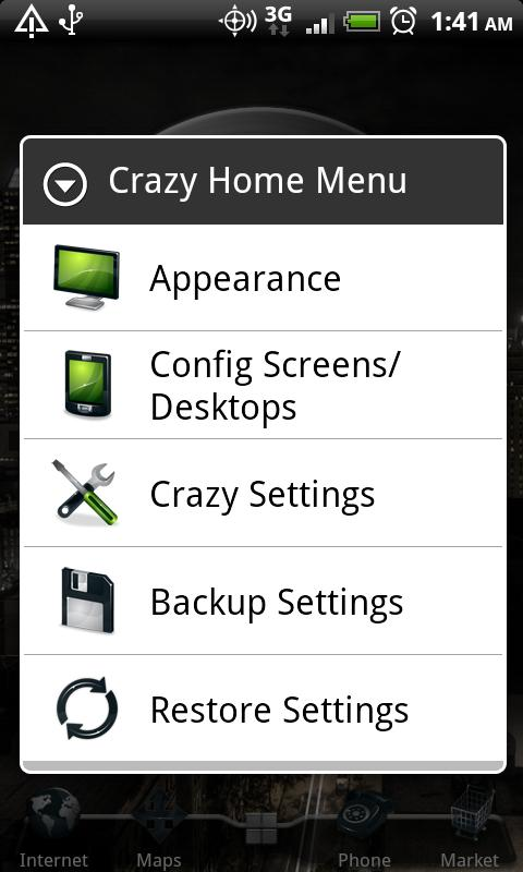 Crazy Home - screenshot
