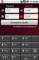 Screenshot of Better Deal To Go