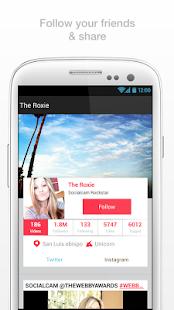 Socialcam- screenshot thumbnail