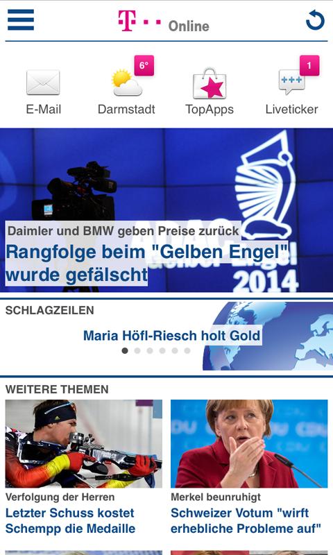 News T-Online