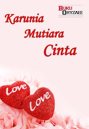 Novel Karunia Mutiara Cinta