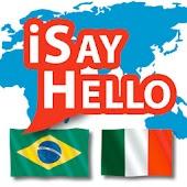 Portuguese (Brazil) - Italian