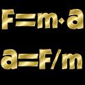 INVERSE PHYSICS FORMULAS icon