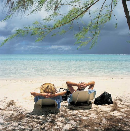 Windstar-Cruises-beach-escape - Soak up the sun during a day on a tropical beach during your Windstar cruise.