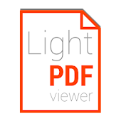 PDF reader / viewer light