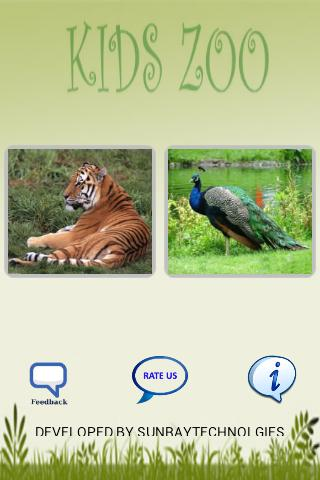 Kids Zoo Animals Birds - Free