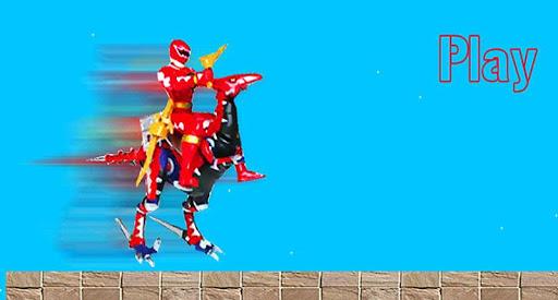 Power dino rangers game