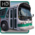 バス駐車場 icon