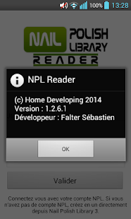 NPL Reader- screenshot thumbnail