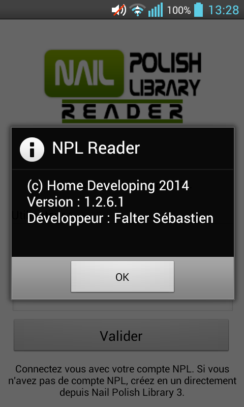 NPL Reader- screenshot