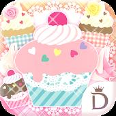 KawaiiWidget『cupcake』DRESSAPPS