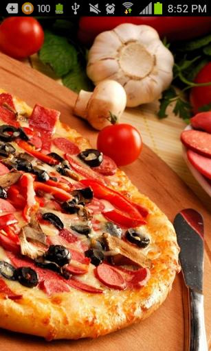 المعجنات و البيتزا
