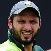 Shahid Afridi HD Wall+slide