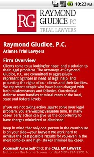 Raymond V. Giudice DUI LAW- screenshot thumbnail