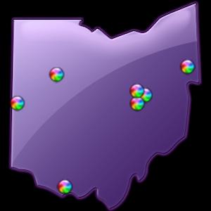 Ohio Fishing Maps - 6,800 Maps  1.0