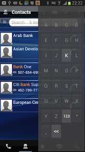 RocketDial Dialer&Contacts Pro - screenshot thumbnail