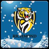 Richmond Tigers Snow Globe