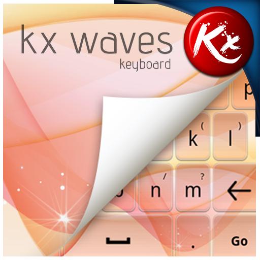 Kx Waves Keyboard LOGO-APP點子