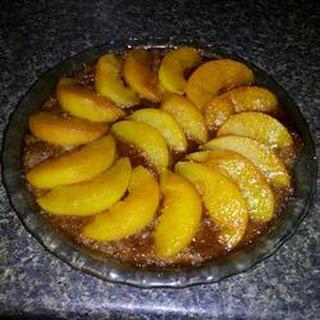 Beef Peach Pie