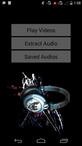 Video to Mp3 - Audio Extractor