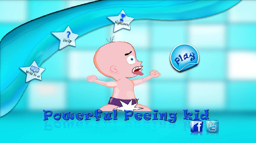 Powerful Peeing Kid Pro - screenshot