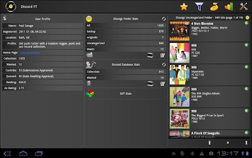 Discoid FT (For Tablets) - screenshot thumbnail