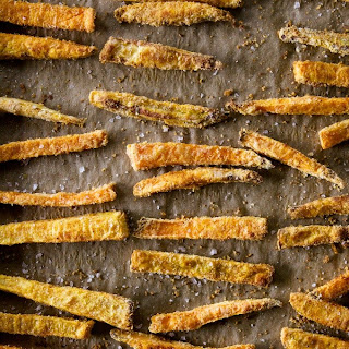 The Perfect Oven-Baked Sweet Potato Fries.