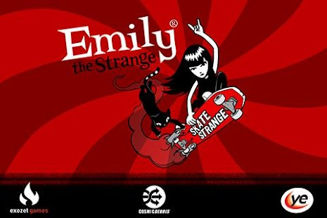 Emily the Strange- screenshot thumbnail
