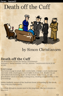Death off the Cuff- screenshot thumbnail