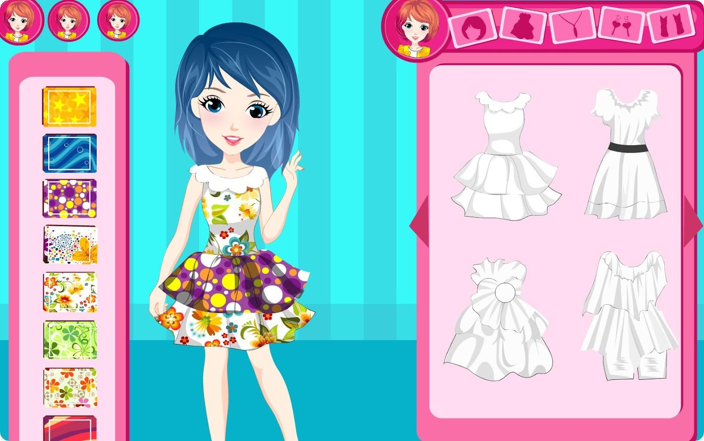 Being Fashion Designer Games- screenshot
