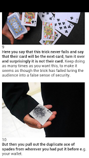 Magic Tricks- screenshot thumbnail