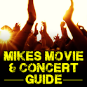 Mike's Movie & Concert Guide icon