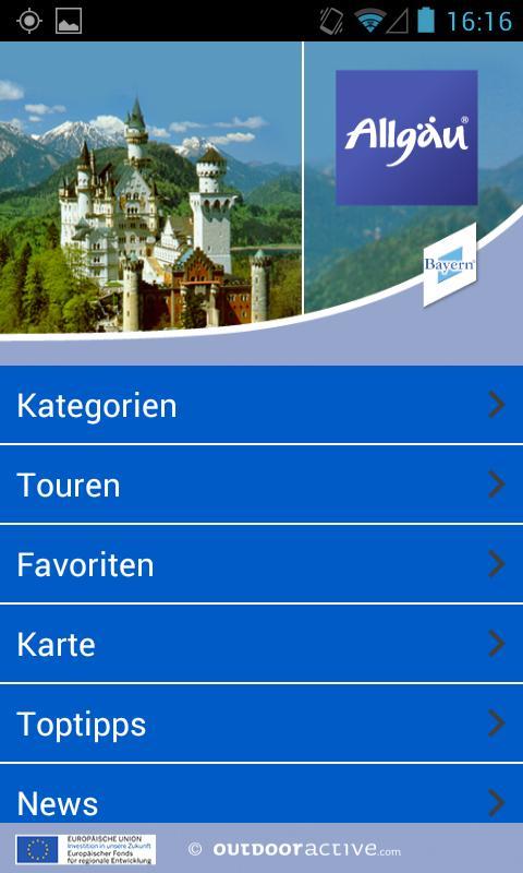 Allgäu- screenshot